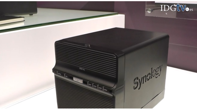 Synology NAS DS