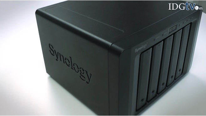 Synology DS1515 NAS