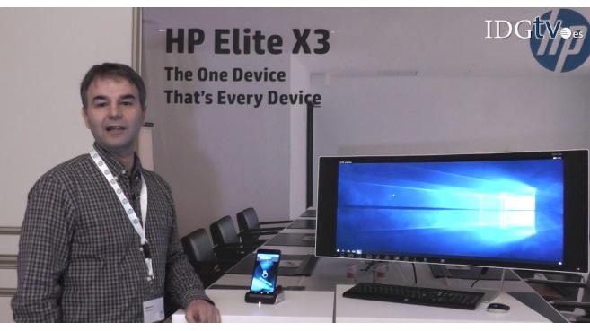 HP Elite x3: el multidispositivo para los negocios