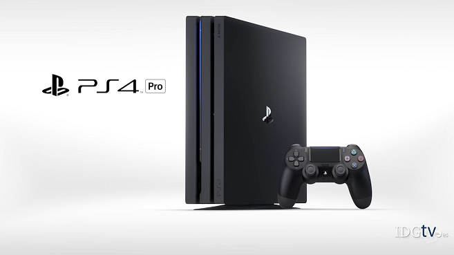 PS4 Pro, el nuevo modelo de PlayStation con una resoluci�n 4K